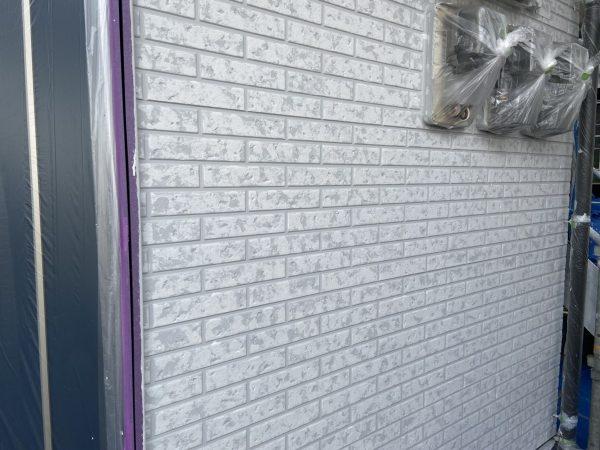 熊本市南区 アパート屋根外壁塗装工事