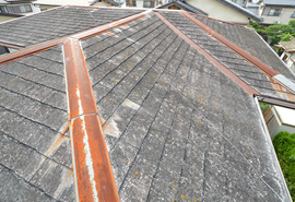 外壁や屋根の塗装工事とは?施工事例をご紹介
