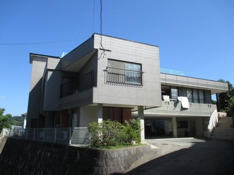 熊本市西区島崎 K様邸外壁塗装工事サムネイル
