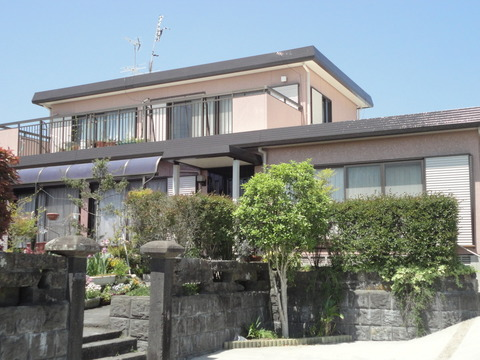 天草市大矢野町 K様邸屋根外壁塗装工事サムネイル