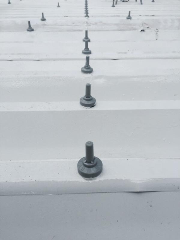 熊本市中央区坪井 O様邸 屋上折半屋根遮熱塗装工事完工サムネイル