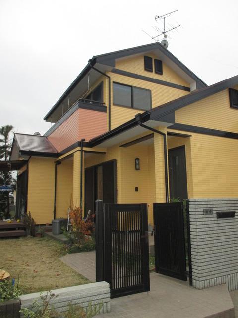 八代市鏡町 T様邸屋根外壁塗装工事サムネイル