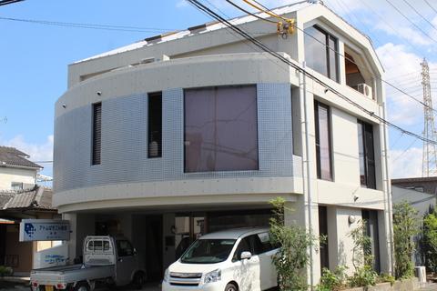 熊本市南区江越 A様邸屋根外壁塗装工事サムネイル