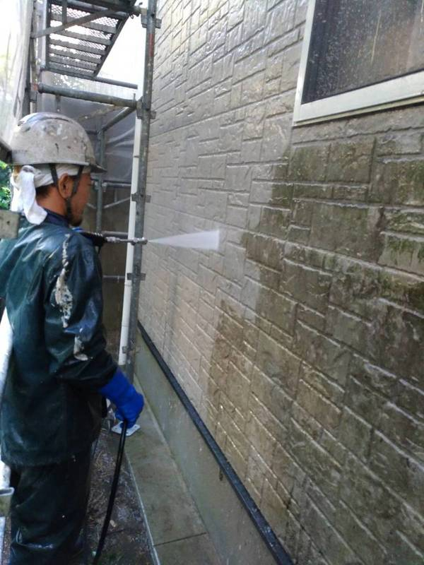 熊本市北区龍田町弓削 A様邸屋根外壁塗装工事 サムネイル