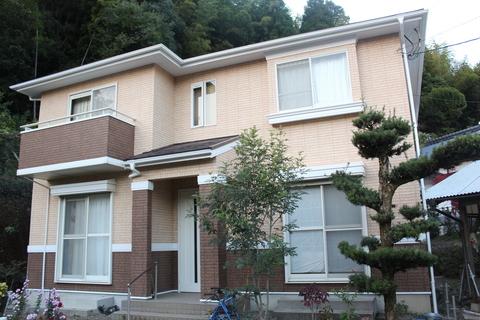 菊池市 F様邸屋根外壁塗装工事サムネイル