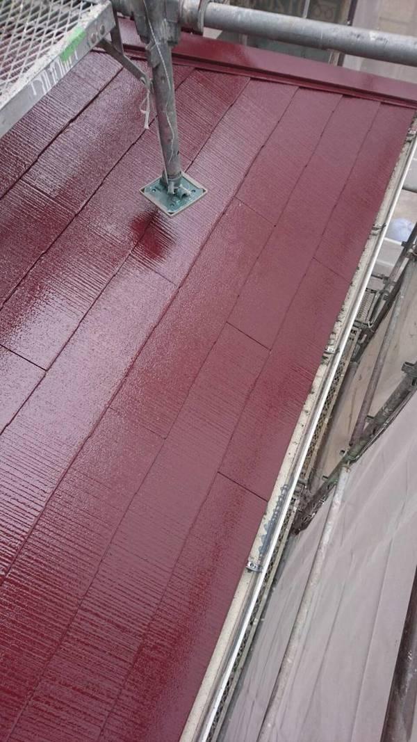 熊本市北区龍田陣内 A様邸屋根外壁塗装工事サムネイル