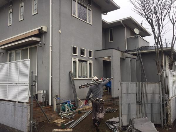 熊本市稗田町 I様邸 屋根外壁塗装工事サムネイル