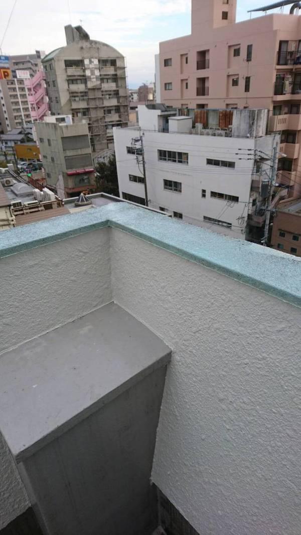 熊本市中央区新市街 ビル外壁改修工事サムネイル