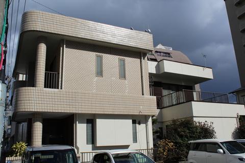 熊本市中央区水前寺 K様邸 外壁塗装工事サムネイル