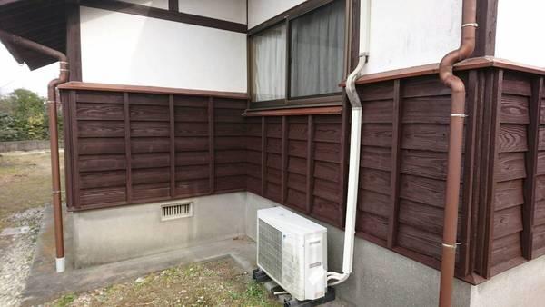 熊本市南区富合町 I 様邸木部塗装工事サムネイル