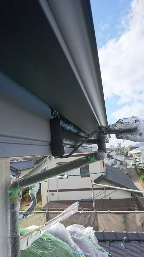 熊本市南区平田町 G様邸外壁塗装工事サムネイル
