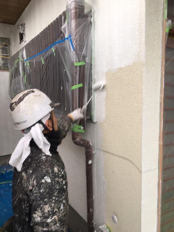 熊本市南区 F様邸 屋根外壁塗装工事サムネイル