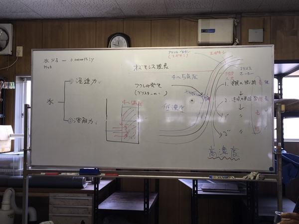 岡山 浴室樹脂コーティングシステム技術研修 1日目サムネイル