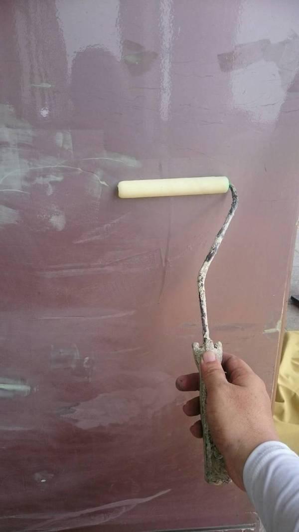 熊本市西区 区役所 外壁補修及び塗装工事サムネイル