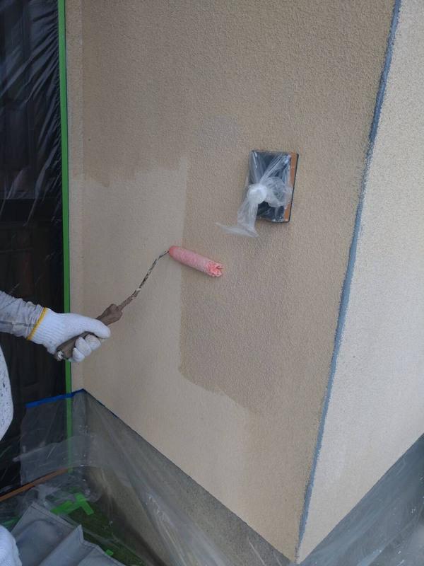 宇土市走潟 S様邸 外壁塗装工事サムネイル