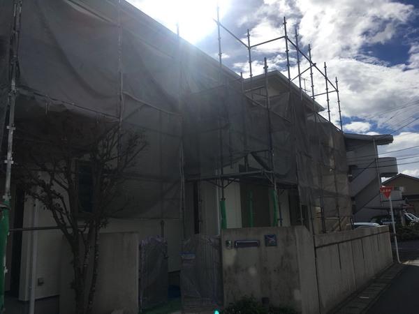 熊本市東区 K様邸屋根外壁塗装工事サムネイル