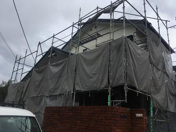宇城市松橋町 K様邸屋根外壁塗装工事サムネイル