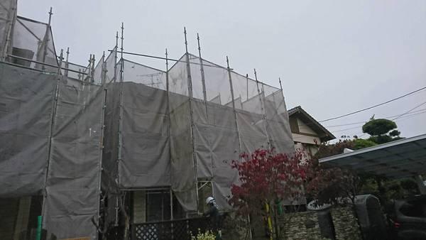 熊本市南区上ノ郷 O様邸屋根外壁塗装工事サムネイル