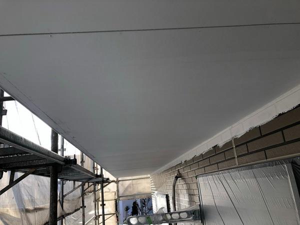 熊本市東区保田窪 アパート屋根外壁塗装工事サムネイル