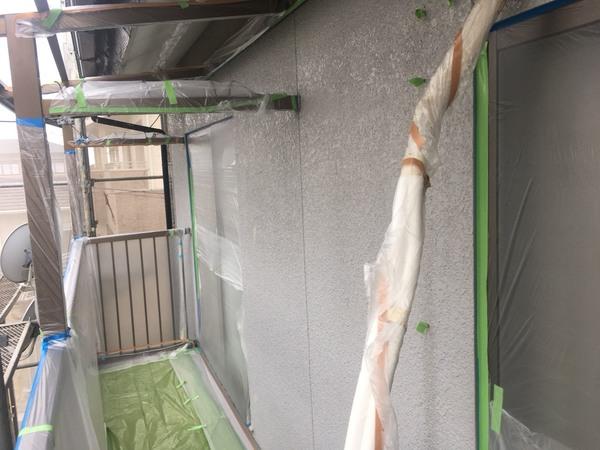 益城町広崎 屋根外壁塗装工事サムネイル