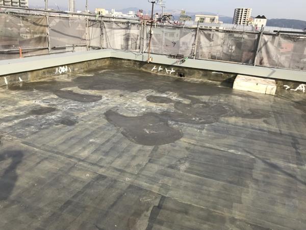 熊本市東区若葉 K様邸外壁塗装及び屋上防水工事サムネイル