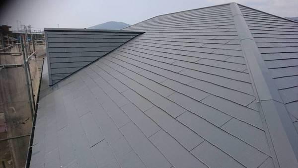 熊本市西区新土河原 アパート屋根外壁塗装工事サムネイル