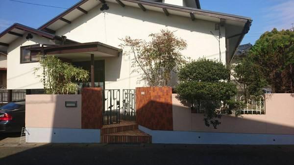 熊本市北区高平 K様邸外壁塗装工事サムネイル