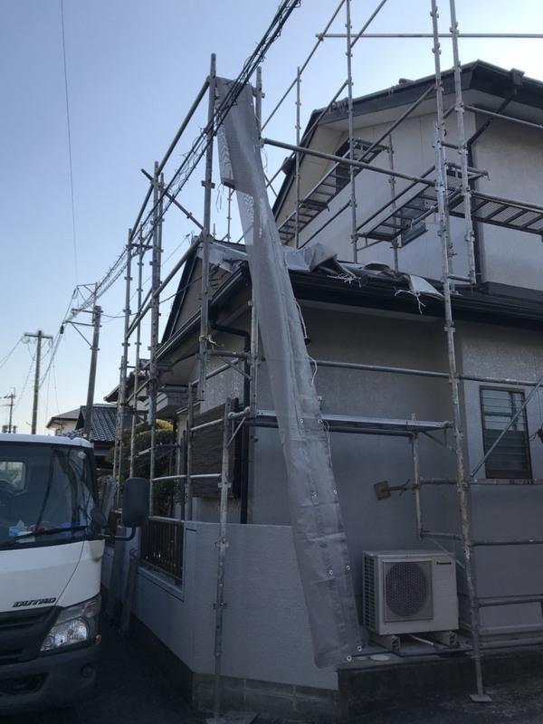 益城町広崎 T様邸屋根外壁塗装工事サムネイル