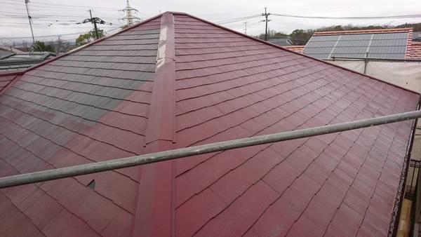 熊本市東区下画図 I様邸屋根遮熱塗装工事サムネイル