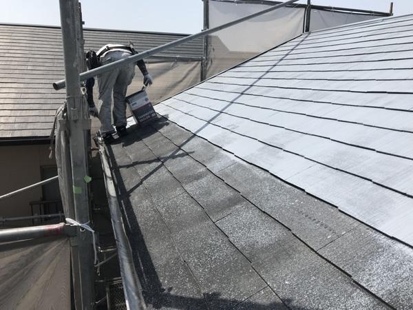 熊本市東区月出 H様邸屋根外壁塗装工事サムネイル