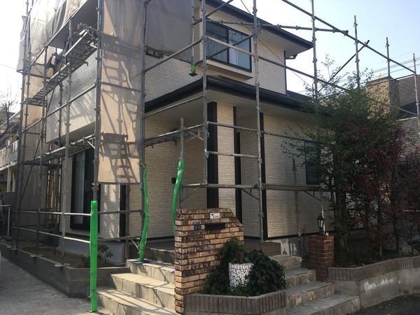 熊本市北区清水新地 K様邸屋根外壁塗装工事サムネイル