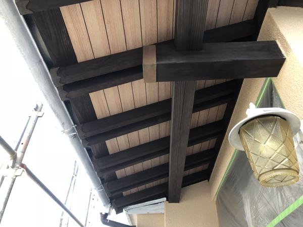 熊本市西区新土河原 I様邸屋根外壁塗装工事サムネイル