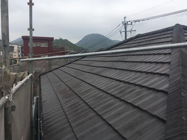 熊本市西区島崎 Y様邸屋根外壁塗装工事サムネイル