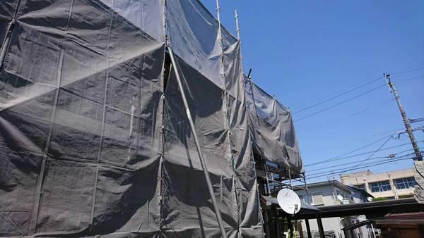 熊本市北区武蔵ケ丘 F様邸屋根外壁塗装工事サムネイル