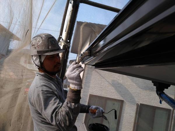 上益城郡御船町 S様邸屋根外壁塗装工事サムネイル