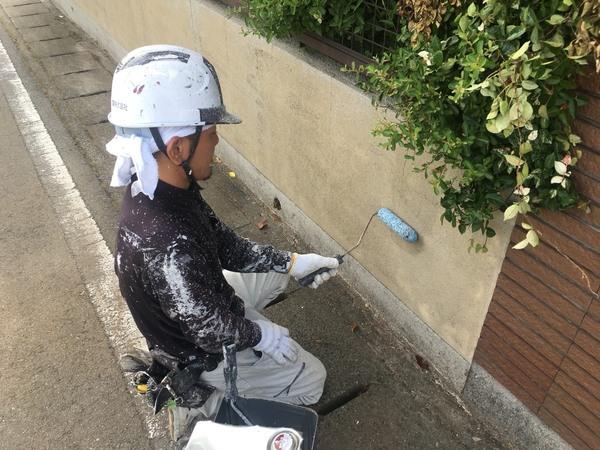 熊本市東区戸島 K様邸屋根外壁塗装工事サムネイル