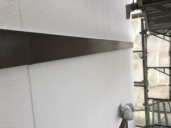 熊本市北区龍田陣内 U様邸外壁塗装工事サムネイル