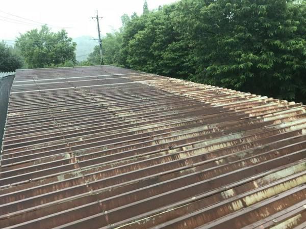 菊池市 (株)菊池製作所様鋼板屋根遮熱防水塗装工事サムネイル