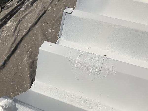 菊池市 菊池製作所様鋼板屋根遮熱防水塗装工事サムネイル