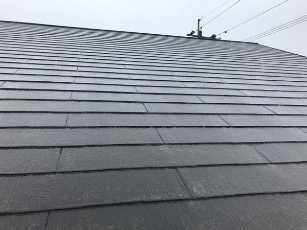 南阿蘇村河湯 戸建て屋根塗装工事サムネイル