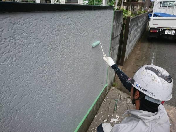 熊本市東区尾ノ上 I様邸屋根外壁塗装工事サムネイル