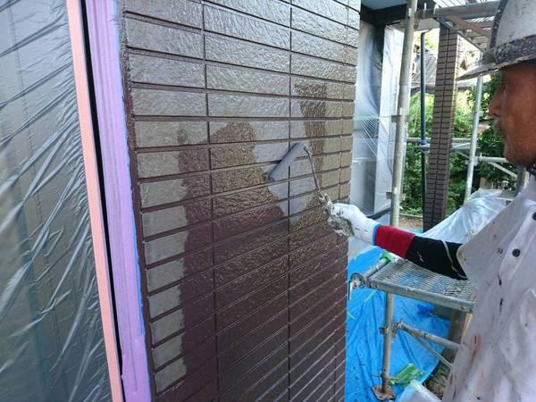 合志市福原 U様邸外壁塗装工事サムネイル