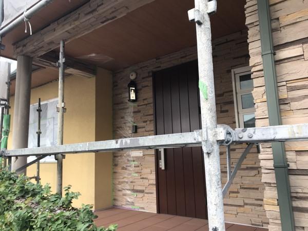 八代市横手町 N様邸屋根外壁塗装工事サムネイル