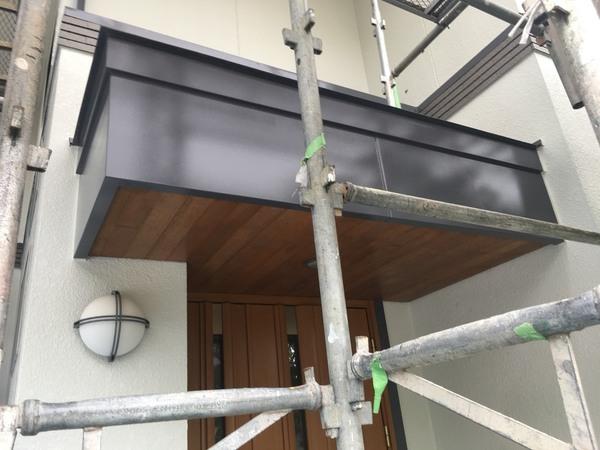 熊本市中央区神水 E様邸屋根外壁塗装工事サムネイル