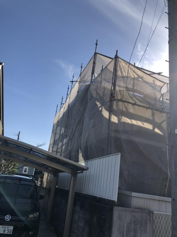 合志市豊岡 S様邸屋根外壁塗装工事サムネイル
