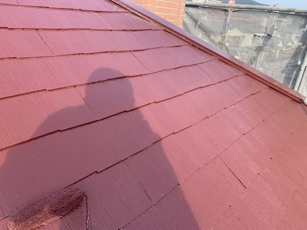 熊本市中央区坪井 H様邸屋根塗装工事サムネイル