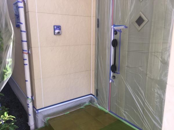 熊本市中央区 K様邸外壁塗装工事サムネイル