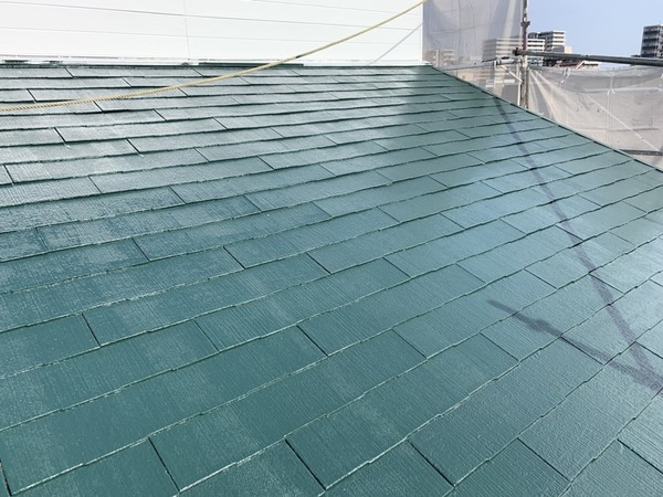 熊本市中央区新屋敷 K様邸屋根外壁塗装工事サムネイル