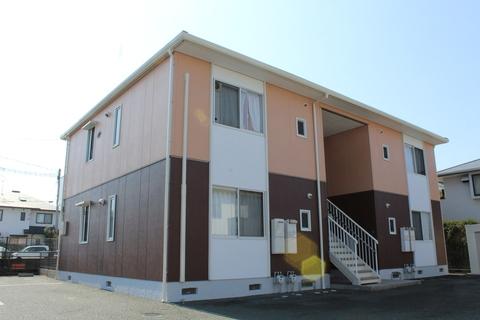 熊本市東区戸島西 アパート屋根外壁塗装工事サムネイル