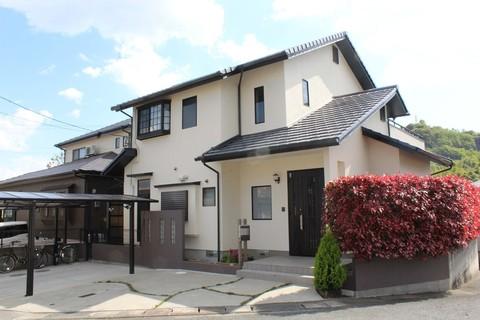 熊本市西区島崎 U様邸屋根外壁塗装工事サムネイル